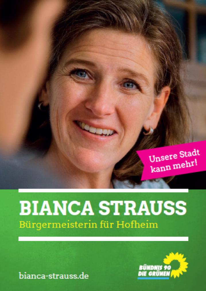 Bianca Strauss Homepage
