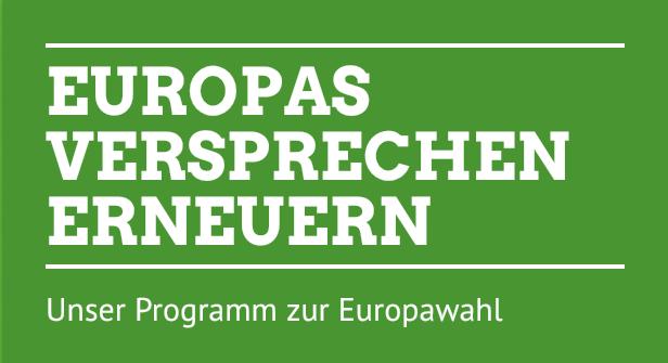 Europawahlprogramm